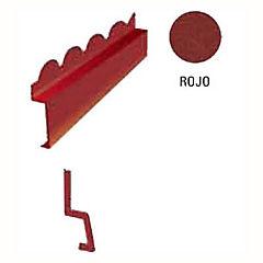 Tapa solera Coltex 1745 mm Rojo