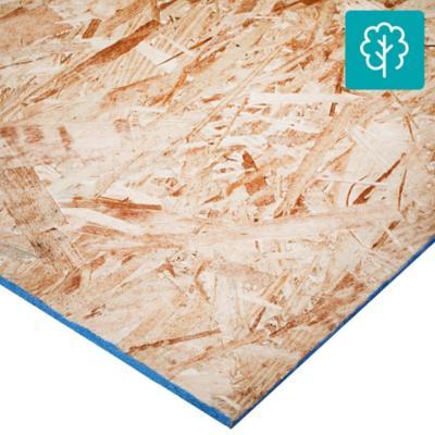 Tablero osb estructural 9 5 x 1220 x 2440 mm gen rico - Tablero aglomerado precio ...