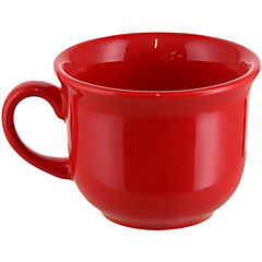Taza de té roja