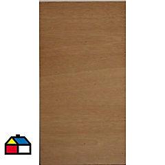 Puerta mara clara relmu 95x200 cm
