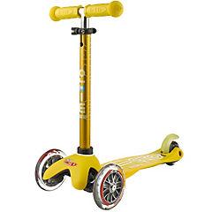 Scooter micro mini deluxe amarillo