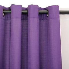 Set de cortinas tela 225x140cm Bárbara morado