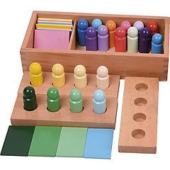 Clasificación color madera