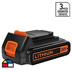 Batería recargable 20V 1,5 Ah