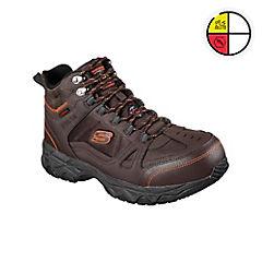 Zapato de Trabajo ledom BRN talla 42 café