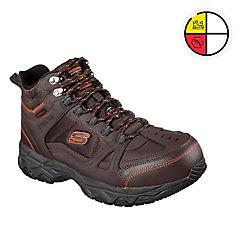 Zapato de Trabajo ledom BRN talla 39 café
