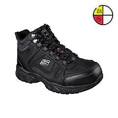 Zapato de Trabajo ledom BLK talla 41 negro