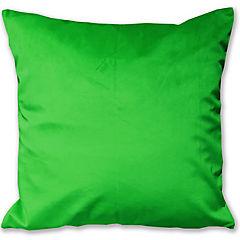 Cojín terciopelo verde 45x45 cm
