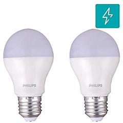 Ampolleta ess led bulb 4-30we27  cl x2
