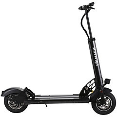 Scooter eléctrico plegable negro 10