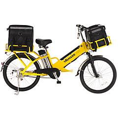Bicicleta eléctrica aro 24