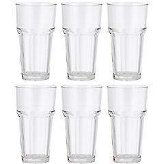 Vaso  de Vidrio 6 ml 6 Unidades