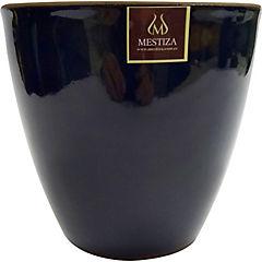 Maceta Zafiro 24x21 cm negro