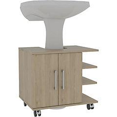 Mueble de baño 55x41,6x50 cm rovere
