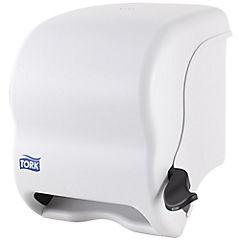 Dispensador toalla jumbo blanco con palanca