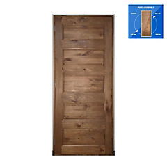 Puerta prepintada 70x200 cm