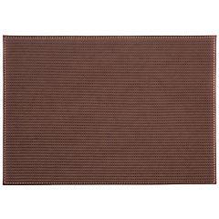 Individual 32x42 cm ecocuero rectangular
