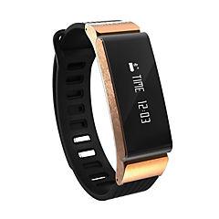 Smartband bi5 negro dorado