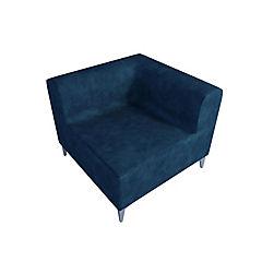 Módulo derecho 91x91x69 cm azul