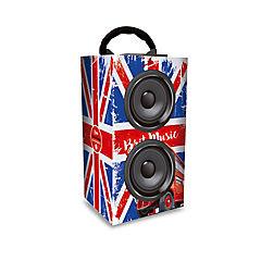 Parlante Bluetooth Britpop