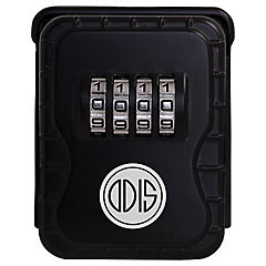 Caja guarda llaves odis 60 para muro negro (SKB-004)