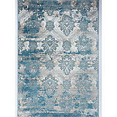 Alfombra bosphorus 240x330 cm Azul
