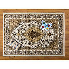 Alfombra shadrazad ottoman palace 200x300 cm Crema/Beige