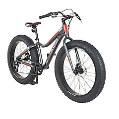 Bicicleta xds mtb fatbike aro 26 alum freno disco