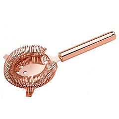 Colador bar cobre