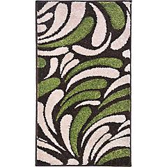 Alfombra frisee eco 170x230 cm multicolor
