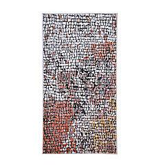 Alfombra poly soft polipropileno 133x190 cm Eros multicolor