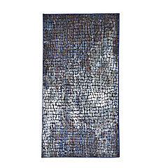 Alfombra poly soft polipropileno 160x230 cm Mondrián multicolor
