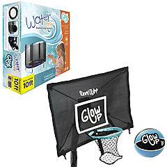 Set basketball+waterpark para cama elástica 10ft