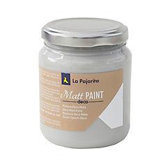 Pintura acrílica deco mate 175 ml gris claro