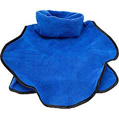 Bata de baño para perro toalla talla L