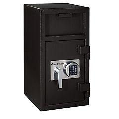 Caja depositos ranura y cerradura digital 44,4 l