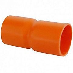 Set de coplas 25 mm PVC 10 unidades