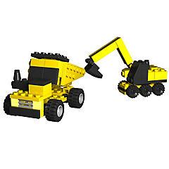 Juguete bloques de construcción 124 piezas