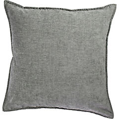 Cojín black&gray gracia gris 55x55 cm