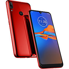 Celular E6 Plus Red