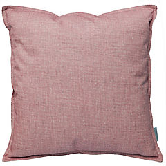Cojín liso rosa focal 60x60 cm