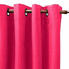Cortina tela engomada 140x225 cm fucsia