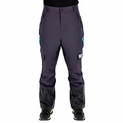 Pantalón refugio térmico e impermeable gris Talla M  hombre