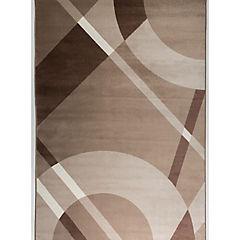 Alfombra bosphorus 230x160 cm Café