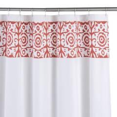 DECOEXPRESS - Cortina algodón mandala 180x180 cm