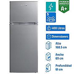 Refrigerador no frost 400 litros