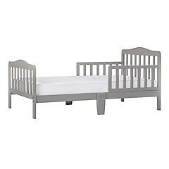 Mini cama 134x73x110 cm gris