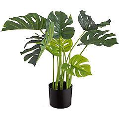 Planta filodendro artificial 56 cm