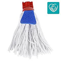 Repuesto para mopa algodón