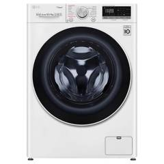 LG - Lavadora secadora 10,5/6 kg carga frontal